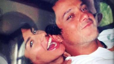 Alejandro Sanz y Raquel Perera: ''Decidimos amarnos para siempre y así será''