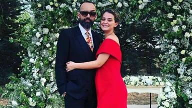 El cambio de look radical de Risto Medije antes de la llegada de su hija Roma