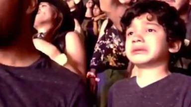 El emotivo vídeo de Luis Noel, un niño autista que cumplió su sueño en el concierto de Coldplay