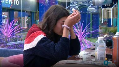 Los sentimientos encontrados de Estela Grande provoca una inesperada reacción en Diego Matamoros