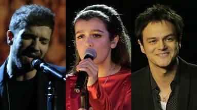 La emoción de Pablo Alborán, Amaia como Marisol o Jamie Cullum al piano: las actuaciones musicales de los Goya