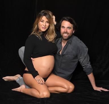 Elena Tablada preocupada por su embarazo y su bebé