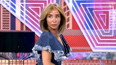 María Patiño pierde un diente por culpa de un osito de gominola