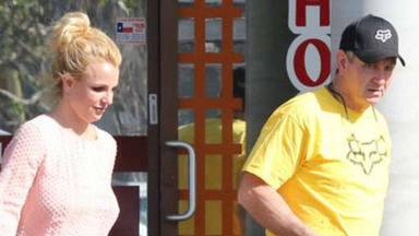 Los fans de Britney Spears temen a que la cantante esta en peligro
