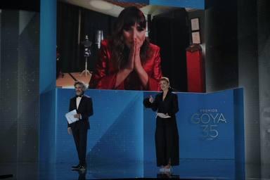 Que no, que no eleva a Rozalen a las alturas, gananando el Goya a la mejor canción original