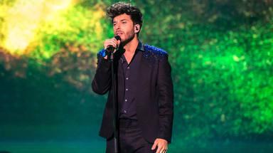 Blas Cantó preparado para el lanzamiento de 'I'll Stay', la versión en inglés de 'Voy a quedarme'