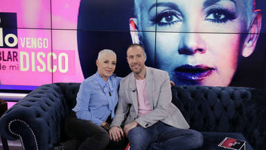 Ana Torroja no solo viene a hablar de su disco con Antonio Hueso
