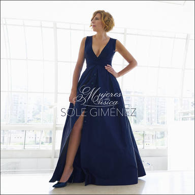 Sole Giménez tiene nuevo álbum: Mujeres de Música