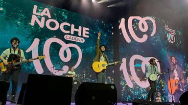 'Cuando nadie ve', canción para recordar una de las actuaciones más animadas de 'La Noche de CADENA 100'