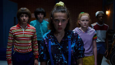 Millie Bobby Brown encarna a Eleven en 'Stranger Things 3'