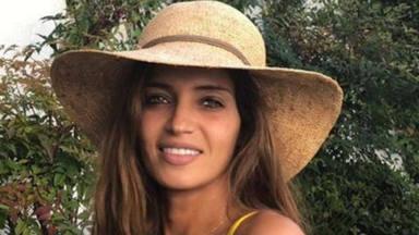 El guiño de Sara Carbonero al grupo Supersubmarina para demostrar su lucha por la vida