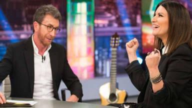 El presentador y la cantante arrancaron el programa la pasada noche con el pie cambiado, aunque rápidamente re