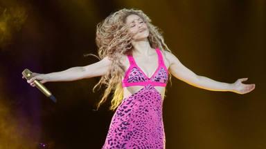 """Shakira estrena hoy en 79 países y en cines su película """"Shakirain Concert: El Dorado World Tour"""""""