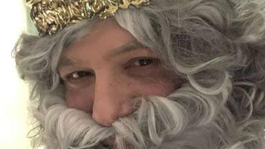 Alejandro Sanz, el Rey Mago más musical, en la piel del Rey Melchor