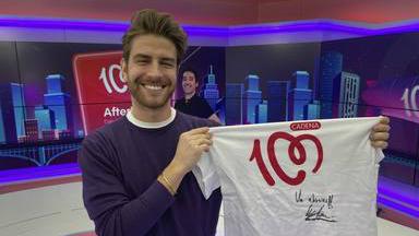 ¿Quieres ganar esta camiseta de Cadena 100 firmada por Mario Marzo?