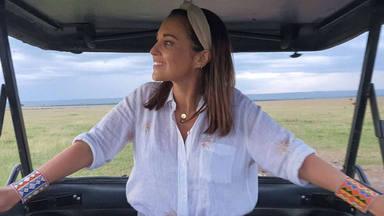 El viaje a Kenia de Paula Echevarría junto a Jesús Calleja con un invitado especial: Miguel Torres