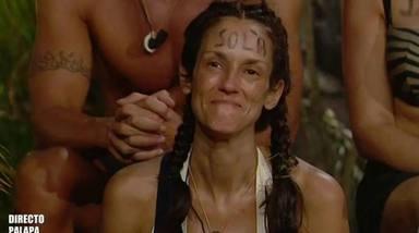 Elena se acuerda de su novio en Supervivientes