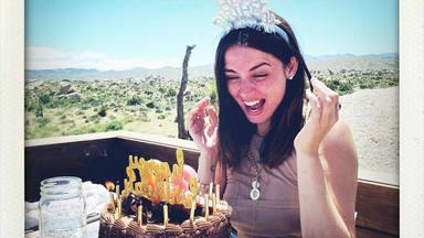 Así ha sido el cumpleaños de Ana de Armas