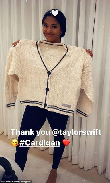 Vanessa Bryant Instagram 2