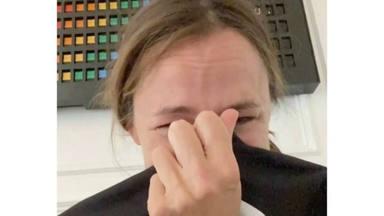Jennifer Garner ha publicado un emotivo video en redes tras terminar una serie que le ha dejado boca abierta