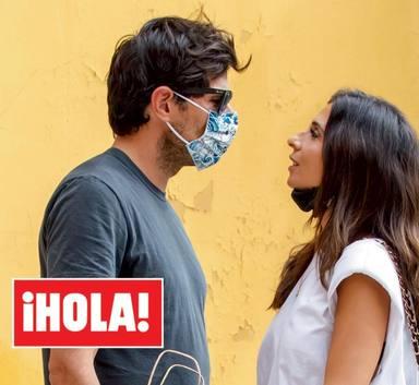 Andrés Velencoso y Paula Gómez HOLA