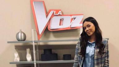 Pilar Bogado 'La Voz' instagram