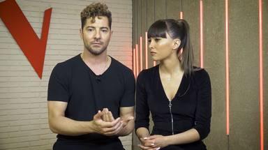 David Bisbal presenta a Aitana Ocaña como su asesora en 'La Voz Kids'