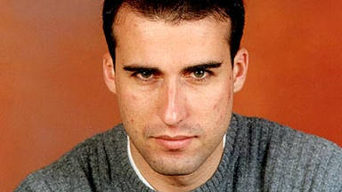 Nacho Rodríguez, concursante de 'GH1', en una imagen de cuando le conocimos públicamente