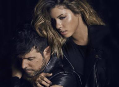 """Pablo López y Miriam Rodríguez cantan juntos """"NO!"""""""