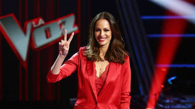 Cayetano, el mayor fan de 'La Voz Kids' y de su madre Eva González como presentadora