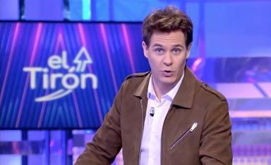 Christian Gálvez en 'El Tirón', concurso sucesor de 'Pasapalabra'