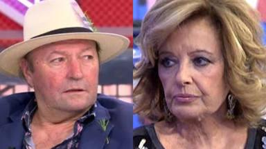 Amador Mohedano hace un desagradable comentario sobre la edad de María Teresa Campos