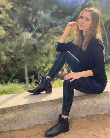 Natalia Sánchez reflexión valorar pequeñas cosas de la vida