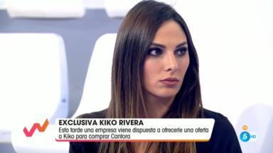 Irene Rosales atónita con la oferta de Cantora