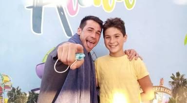 La nueva vida de Juanjo Ballesta con su hijo dos meses después de anunciar su separación