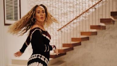 """Las impresionantes fotos de Adele en sus """"thirty free"""""""