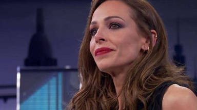 Las inesperadas lágrimas de Eva González por amor: ''Soy una llorona''