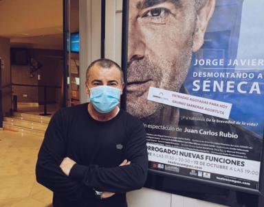 """ctv-r7y-Jorge Javier Vázquez, intranquilo, confiesa una de sus mayores preocupaciones: """"Un poco revuelto"""""""