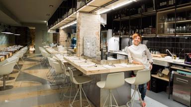 El restaurante AQ de Tarragona pega un corte tremendo a una 'influencer'