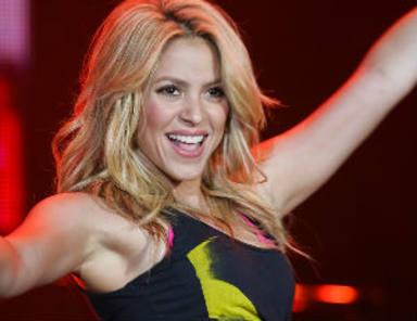 El aterrizaje forzoso de Shakira