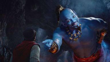 Will Smith en 'Aladdin'