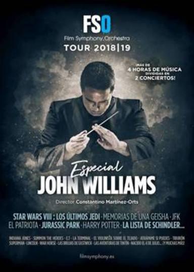 Vuelve la Film Symphony Orchestra, el homenaje a John Williams