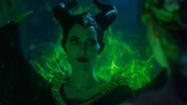 Angelina Jolie en 'Maléfica: maestra del mal'