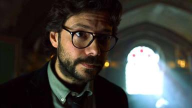 El Profesor (Álvaro Morte) en 'La casa de papel 3'