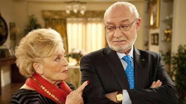 Marisa Porcel y Pepe Ruiz en 'Escenas de matrimonio'