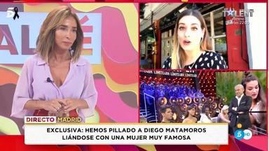 Socialité desvela el nombre de la mujer que ha conquistado a Diego Matamoros