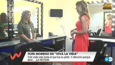 El cara a cara más incómodo entre Emma García y Toñi Moreno