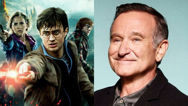¿Por qué Robin Williams fue rechazado para Harry Potter?