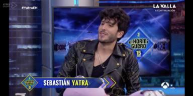 Sebastián Yatra en El Hormiguero