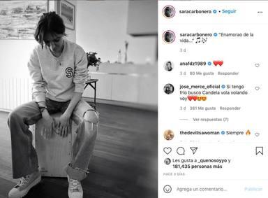 """El precioso mensaje de Pablo López a Sara Carbonero cuando más lo necesita: """"Es maravilloso"""""""